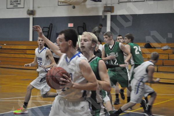 Basketball: Sumner boys vs. Schenck Nov. 26