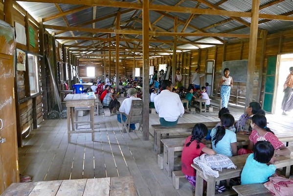 PHARAGYI VILLAGE and SCHOOL