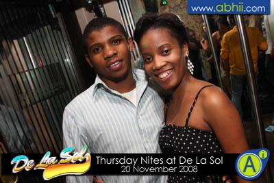 De La Sol - 20th november 2008