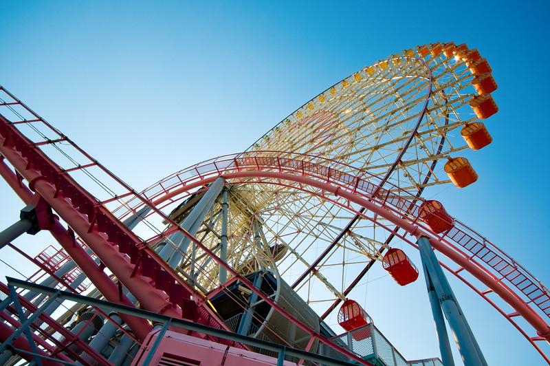 """""""Cosmo Clock 21"""" Ferris Wheel"""