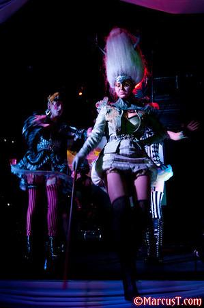 December 2010 - Torture Garden Xmas - Prangsta Fashion Show