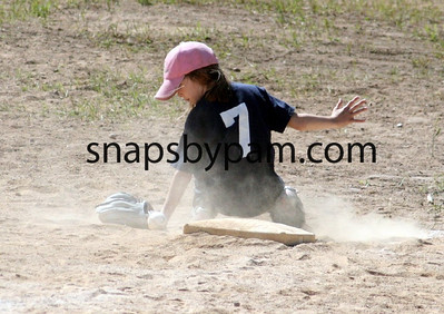 T Ball and Pee Wee Tourney at Clinton Day One