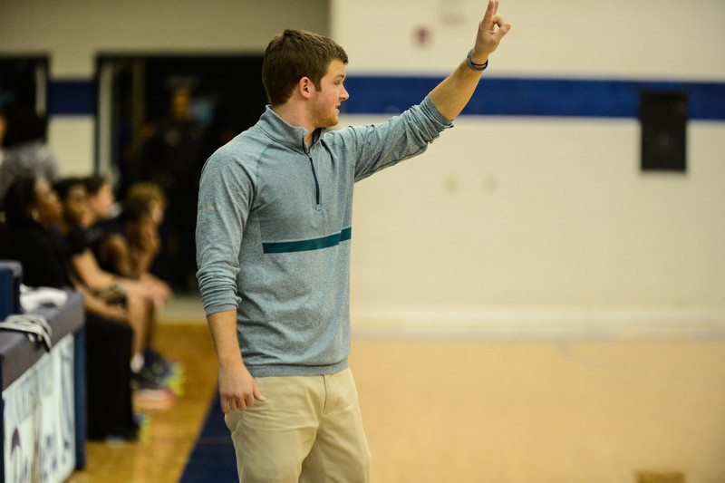 Basketball Junior Varsity vs  Crowley 12-11-13