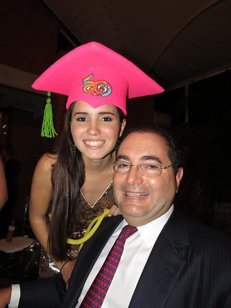 Fiesta Graduacion Merici 2013