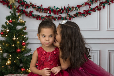 Isla & Ariana Christmas 2018 Unedited Full