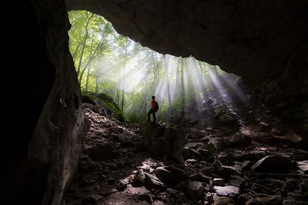 Caving and Canyoneering