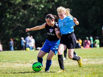 Flying Dragons Soccer: Fall 2015