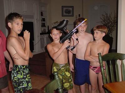 Hayden's 11th Birthday