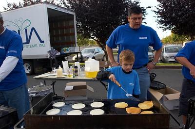 ARCO 2005 Pancake Breakfast