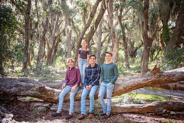Benison Family Nov 2020