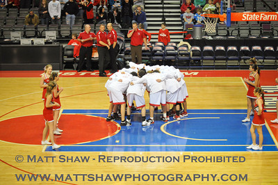 Marlette Basketball @ The Palace