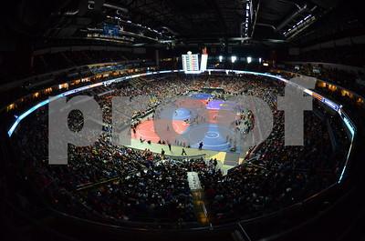 2016 State Wrestling 3A Quarterfinals