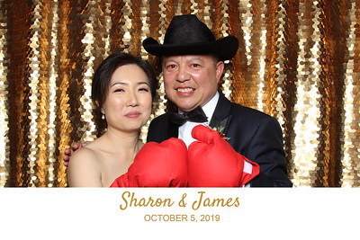 Sharon & James's Wedding - 10/5/19
