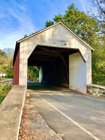 ERWINNA COVRED BRIDGE