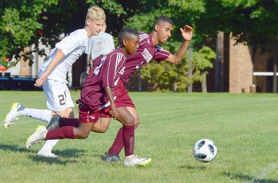 Soccer vs. Carlisle
