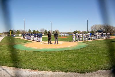 2020-2021 Concordia Baseball