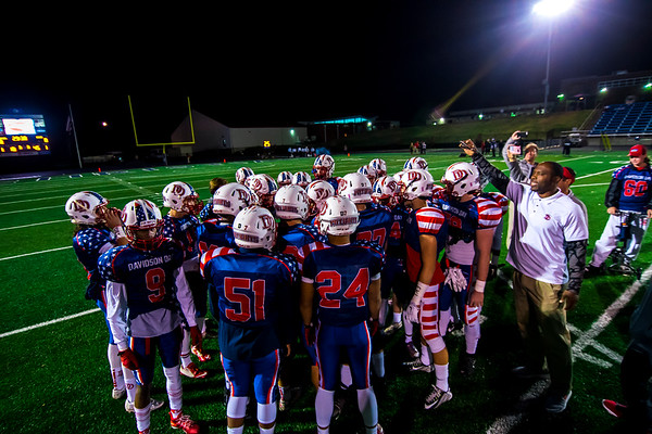 Davidson Day Football States 2015