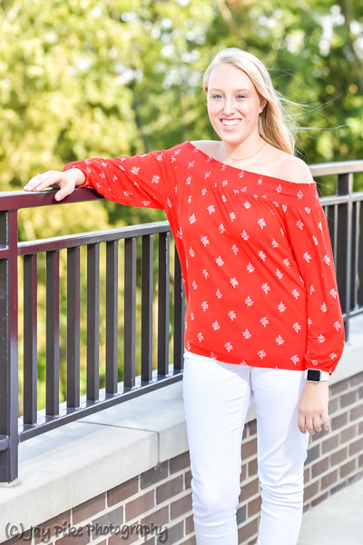 August 22, 2018 - Alyssa Aiello Senior Photos
