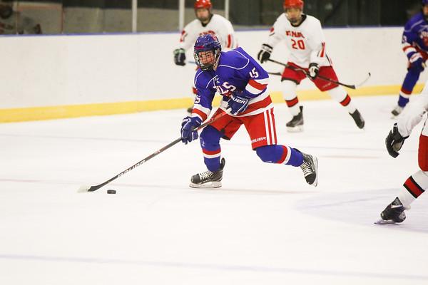 Boys' JV Hockey vs. St. Paul's   January 17