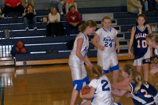 2006-2007 7th / 8th Grade Basketball Season