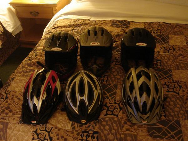 Whistler Biking 2006