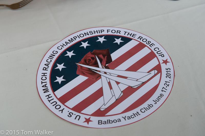 June 18-21, 2015 Balboa Yacht Club Rose Cup Match Racing Photos