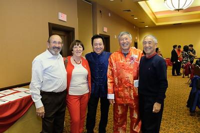 East Meets West Club Marks Lunar New Year