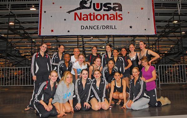 USA Dance Nationals - Mar 2008