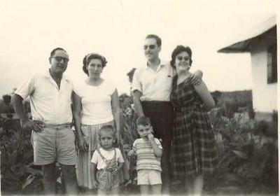 familia Jeronimo Simoes, e familia Leonildo Nogueira