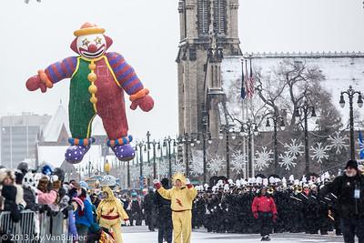 2013 Detroit Thanksgiving Day Parade