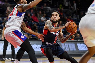 Capital City GoGo vs. Grand Rapids Drive - November 9, 2019