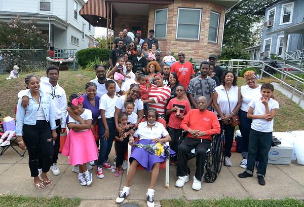 BUNNY B's 80TH BIRTHDAY SOCK HOP BLOCK PARTY