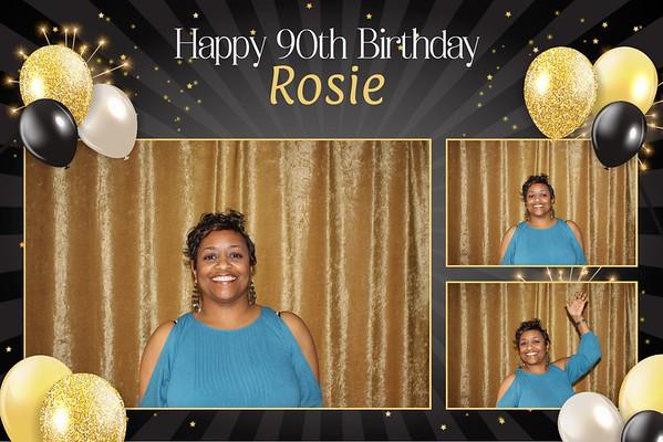 Rosie's 90th Birthday