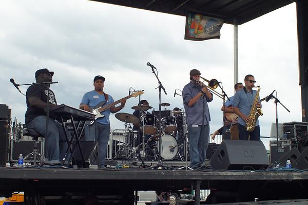 Albany Jazz Festival 2012