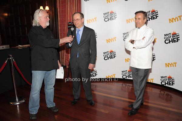 Tom Shaudel, Leonard Aburey, Daniel Boulud photo by Rob Rich/SocietyAllure.com © 2014 robwayne1@aol.com 516-676-3939