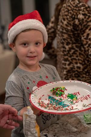 Chirstmas Cookies (December 18)