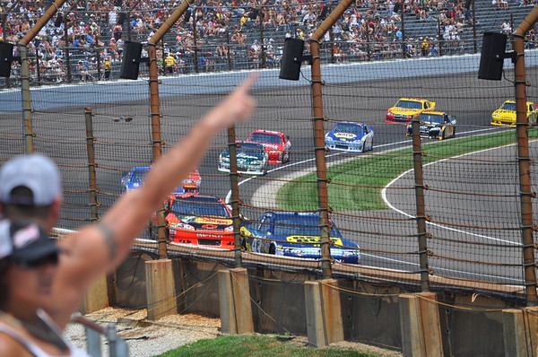 Brickyard 400 Race 2011