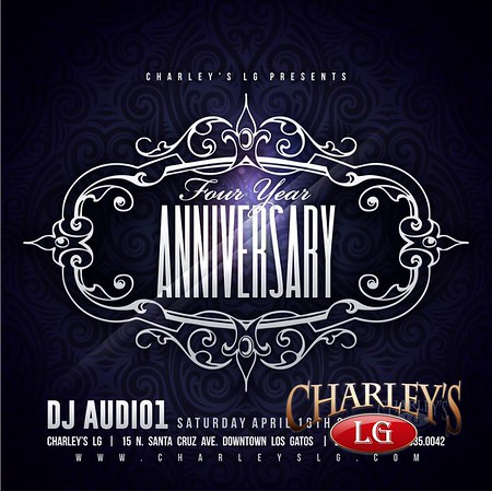 2016-4-16 4 Year Anniversary Party with DJ Audio 1