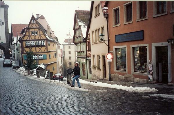 Rothenburg, Germany - 1999