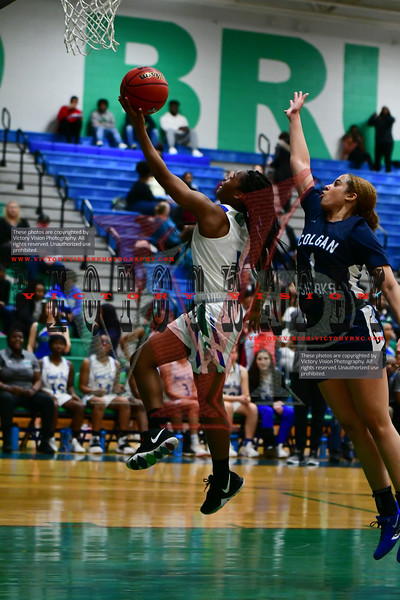 Colgan @ Forest Park Girls Varsity Basketball 2-6-20