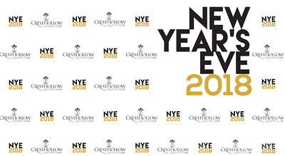 NYE 2018 Crest Hollow Country Club