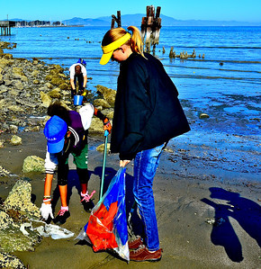 Emeryville Earth Day Activities, Shoreline Cleanup and Festival