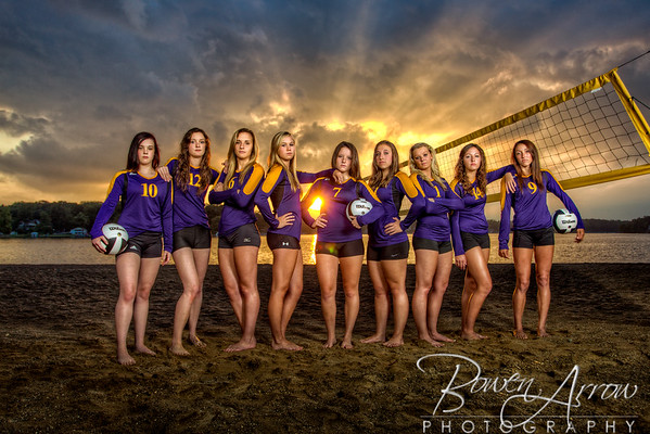 VB Team Photos 2014