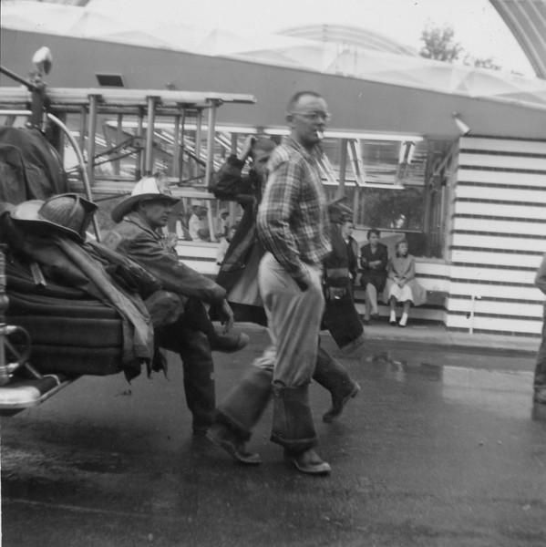 Billy Berry, Bill Thomas, & Howard Musgrove