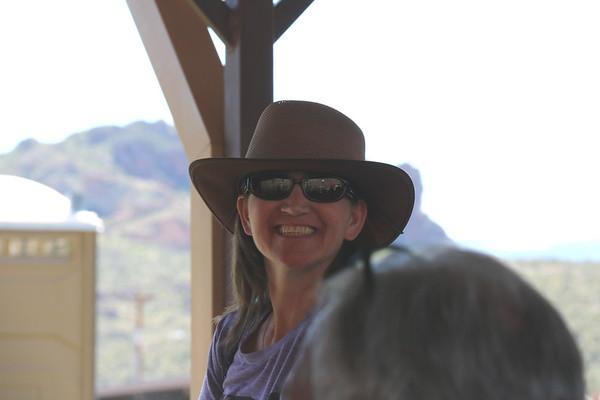 3-12-2017 Canyon Lake Riverboat Ride