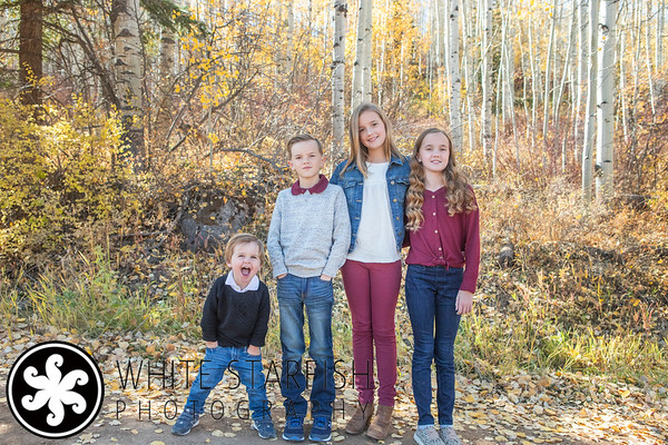 Vail Family Photos - Vail Mountain - Lockwood