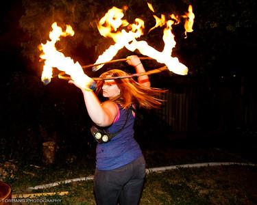 Sondra Fire and Light Spining