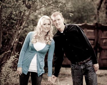 Jessica and Hunter