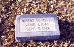 McVEA, ROBERT WILLIAM Jun 4, 1848 - Sep 3, 1919 Waelder Masonic Cemetery, Waelder, Texas