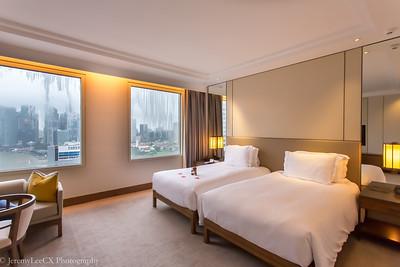 Conrad Centennial Singapore (Executive Twin Room)